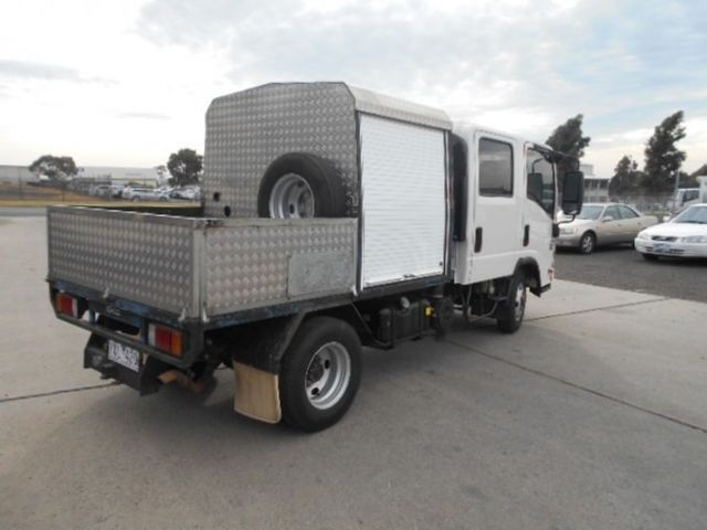 2011 Isuzu NLS 200 ISUZU NLS CREW ALL WHEEL DRIVE 4x2 - 17586277 - 2
