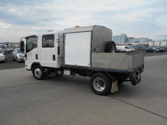 2011 Isuzu NLS 200 ISUZU NLS CREW ALL WHEEL DRIVE 4x2 - 17586277 - 5