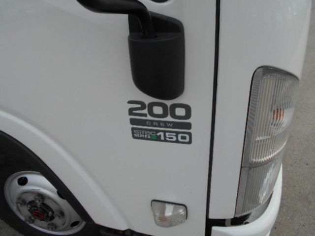 2011 Isuzu NLS 200 ISUZU NLS CREW ALL WHEEL DRIVE 4x2 - 17586277 - 7