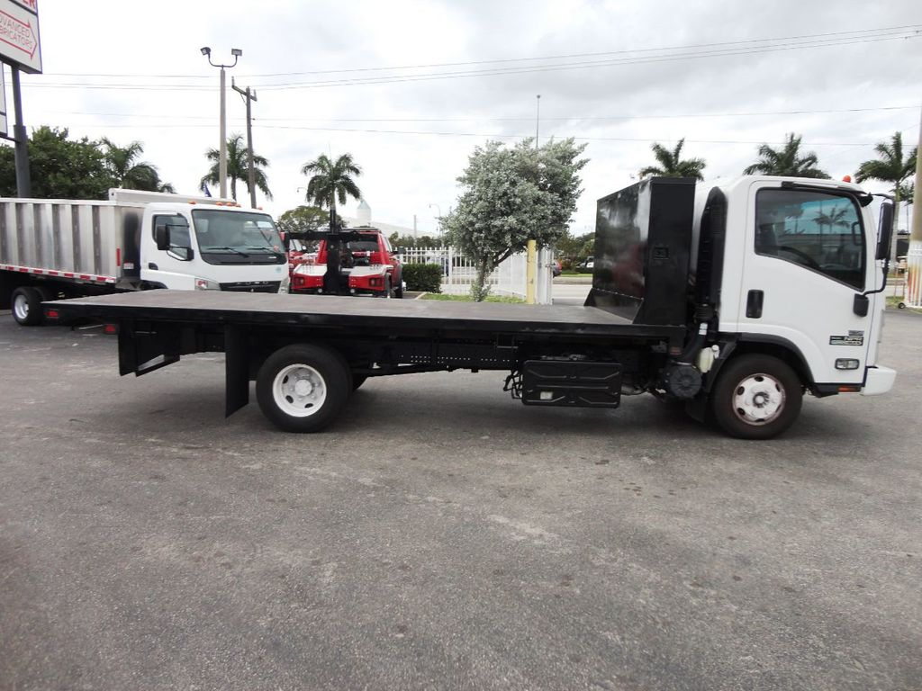 2011 Isuzu NPR 17FT FLATBED - 18450951 - 10