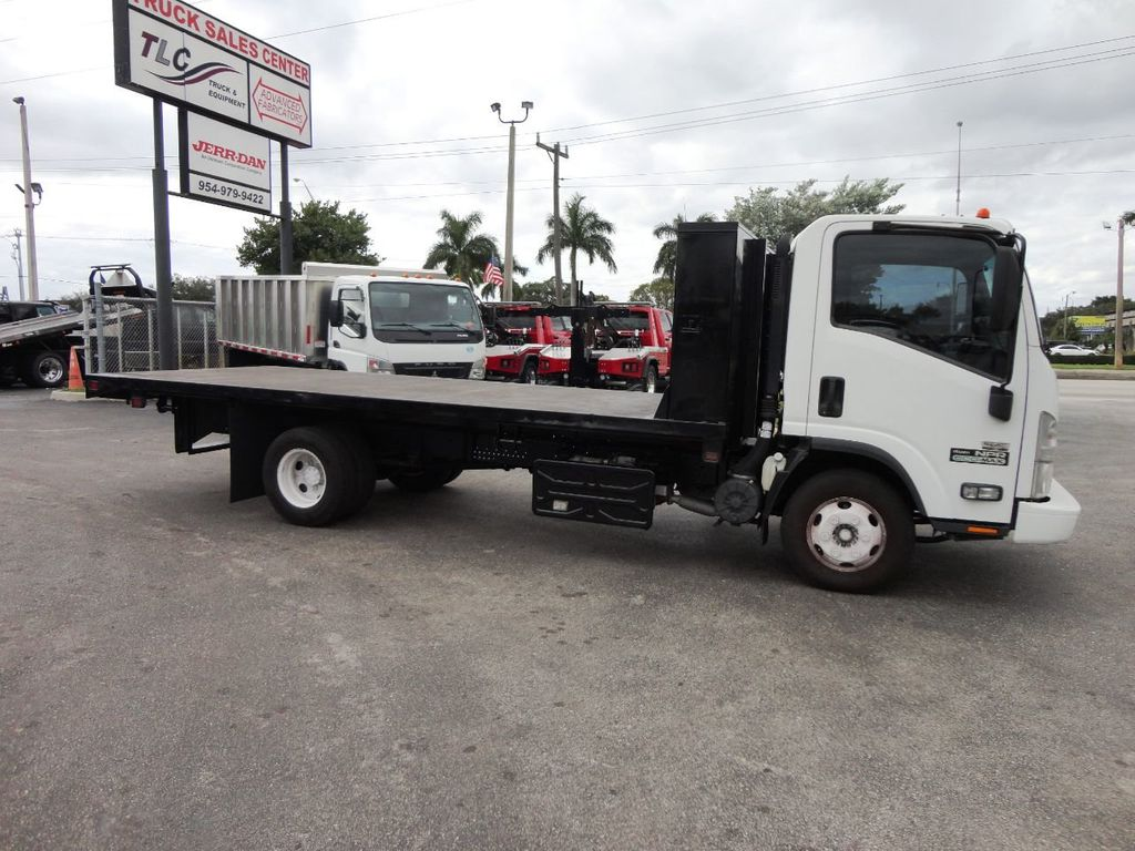 2011 Isuzu NPR 17FT FLATBED - 18450951 - 11
