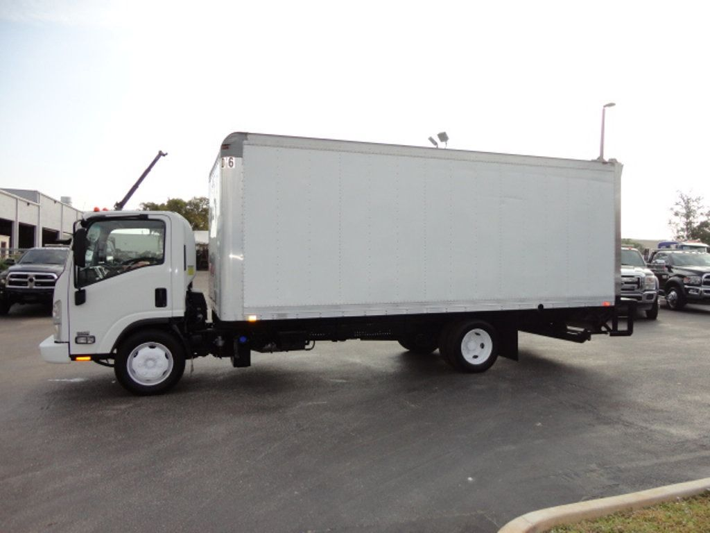 2011 Isuzu NRR 20FT DRY BOX..ALUMINUM TUCK UNDER LIFTGATE - 15799714 - 0