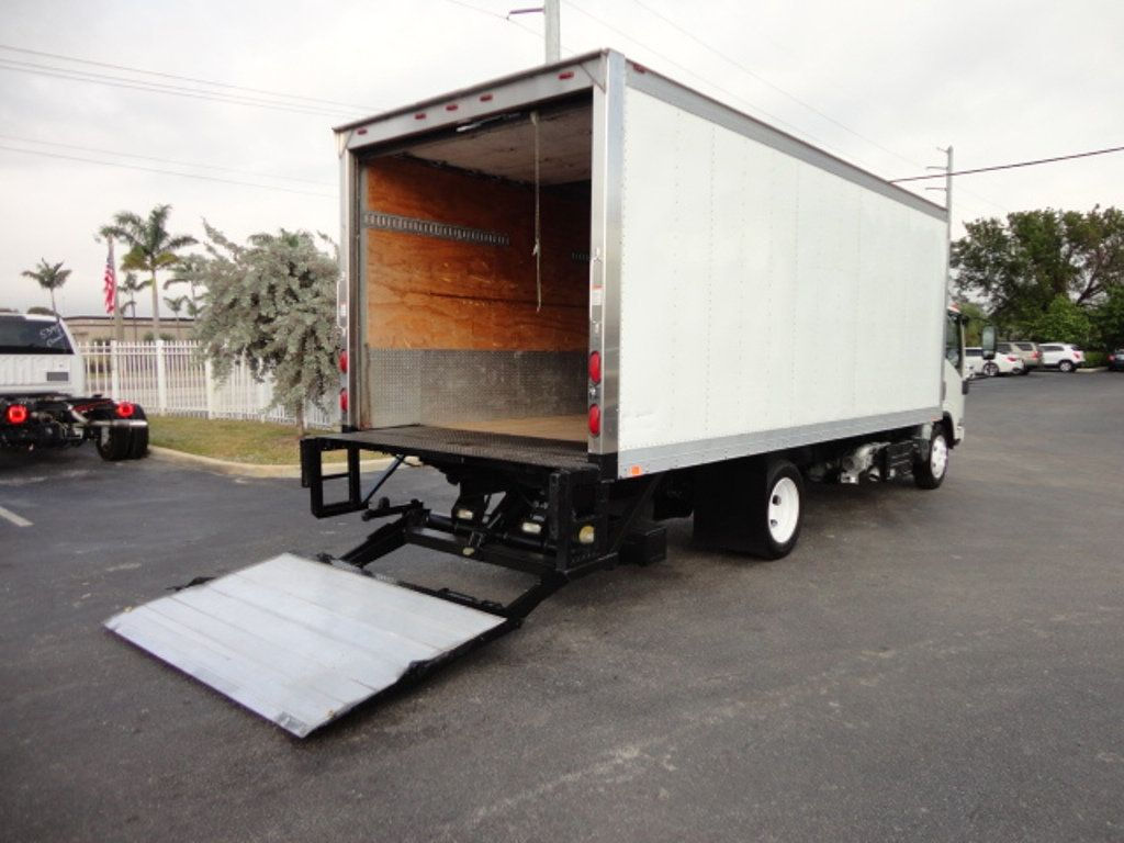 2011 Isuzu NRR 20FT DRY BOX..ALUMINUM TUCK UNDER LIFTGATE - 15799714 - 17