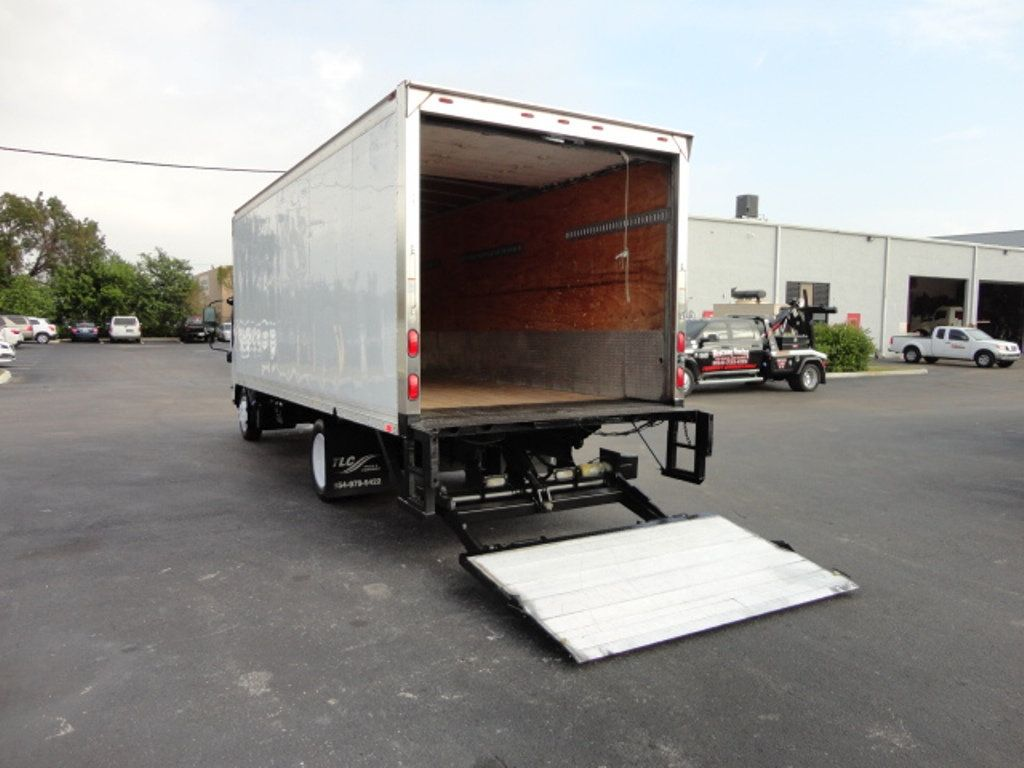 2011 Isuzu NRR 20FT DRY BOX..ALUMINUM TUCK UNDER LIFTGATE - 15799714 - 18
