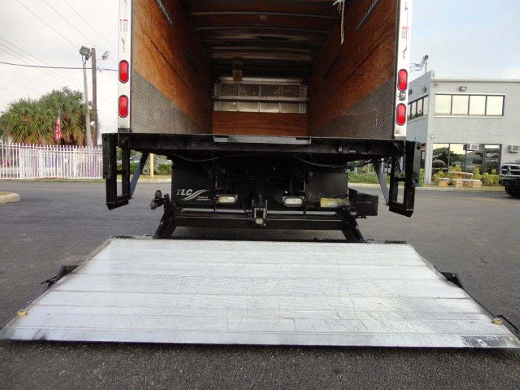 2011 Isuzu NRR 20FT DRY BOX..ALUMINUM TUCK UNDER LIFTGATE - 15799714 - 19