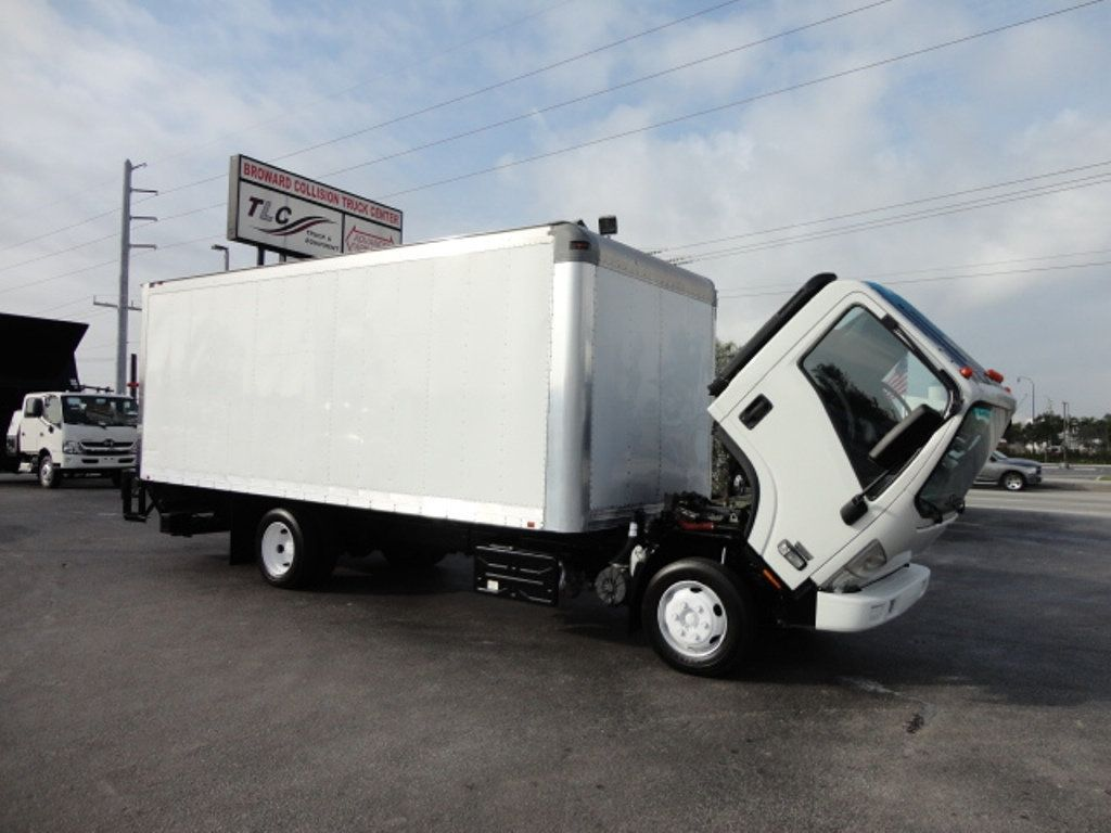 2011 Isuzu NRR 20FT DRY BOX..ALUMINUM TUCK UNDER LIFTGATE - 15799714 - 24