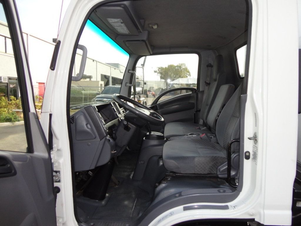 2011 Isuzu NRR 20FT DRY BOX..ALUMINUM TUCK UNDER LIFTGATE - 15799714 - 25