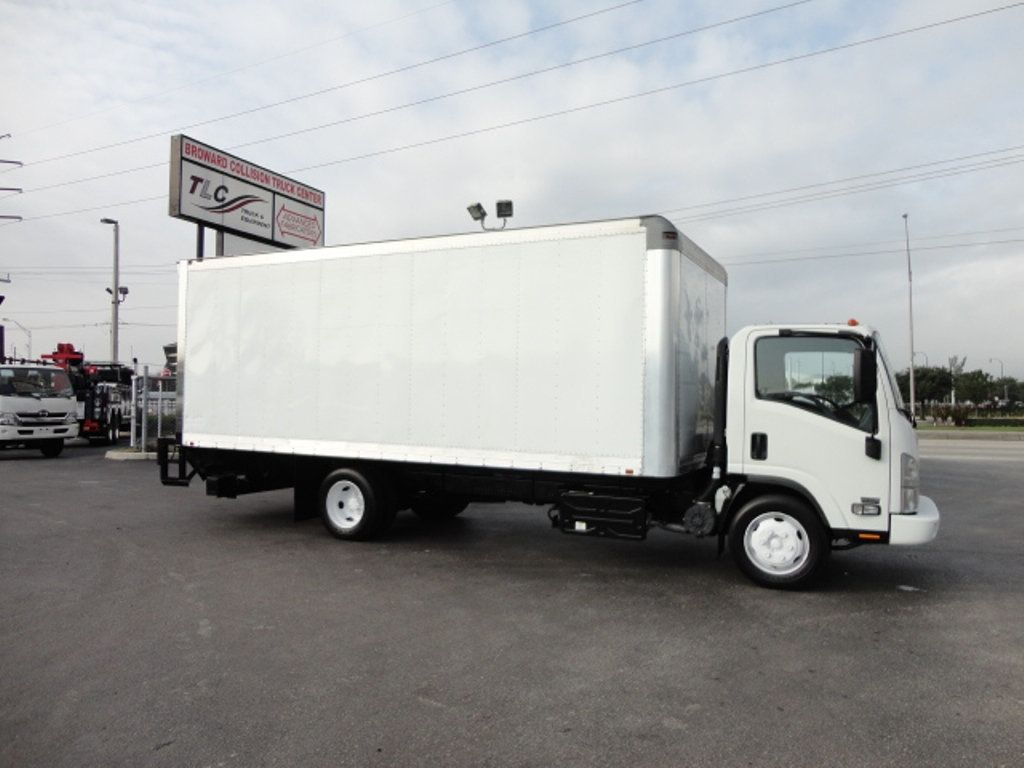 2011 Isuzu NRR 20FT DRY BOX..ALUMINUM TUCK UNDER LIFTGATE - 15799714 - 2