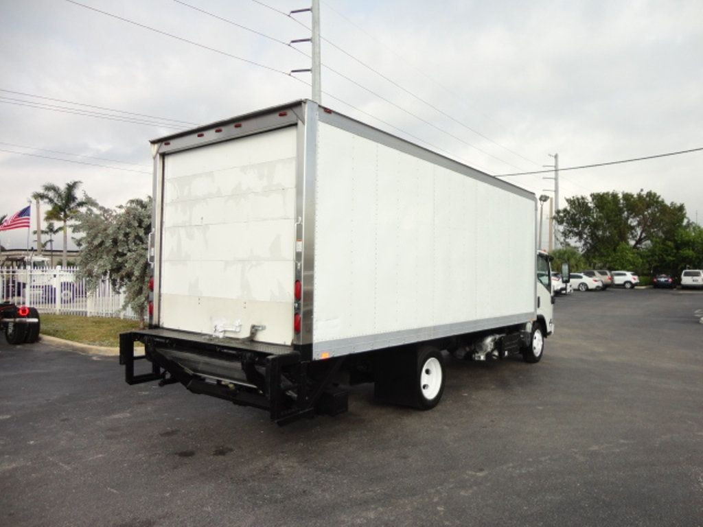 2011 Isuzu NRR 20FT DRY BOX..ALUMINUM TUCK UNDER LIFTGATE - 15799714 - 3