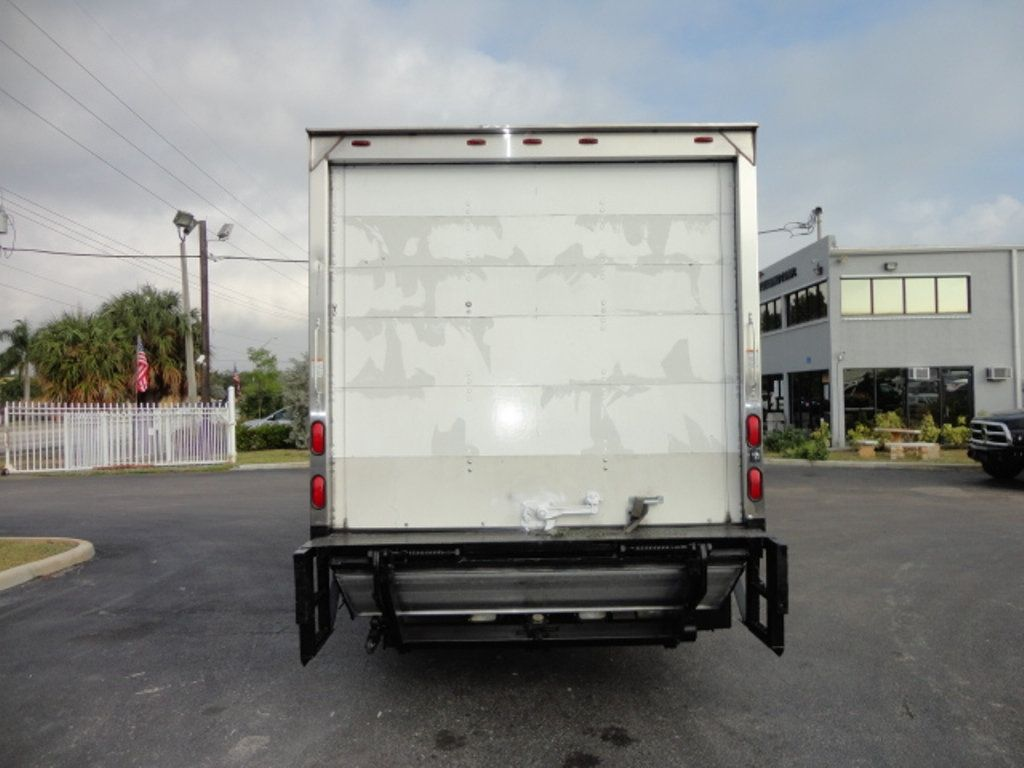 2011 Isuzu NRR 20FT DRY BOX..ALUMINUM TUCK UNDER LIFTGATE - 15799714 - 4