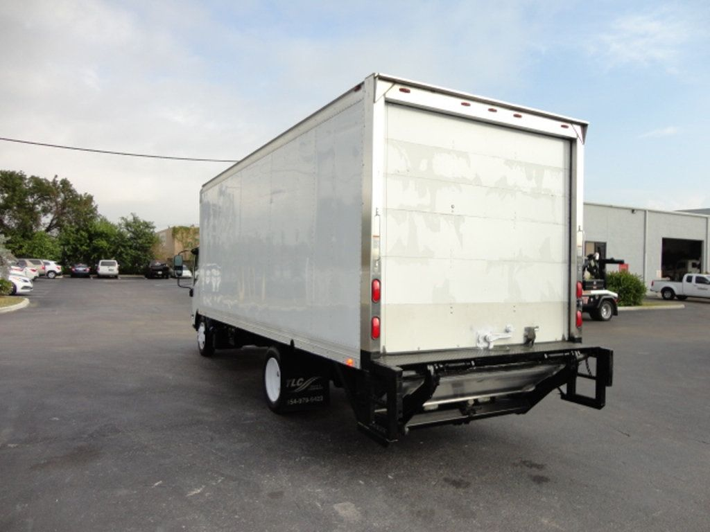 2011 Isuzu NRR 20FT DRY BOX..ALUMINUM TUCK UNDER LIFTGATE - 15799714 - 5