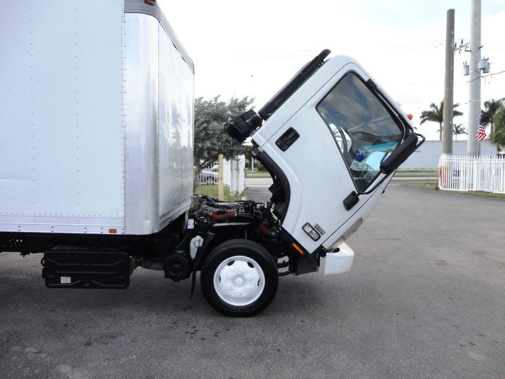 2011 Isuzu NRR 20FT DRY BOX CARGO TRUCK..2500LB TUCK UNDER LIFTGATE - 18433753 - 18