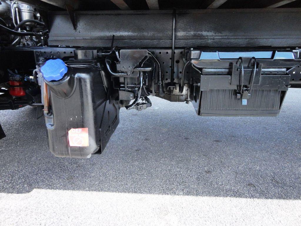2011 Isuzu NRR 20FT DRY BOX CARGO TRUCK..2500LB TUCK UNDER LIFTGATE - 18433753 - 27