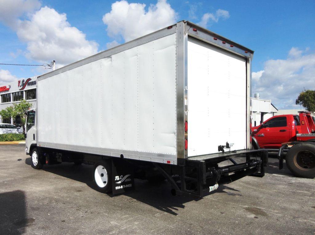 2011 Isuzu NRR 20FT DRY BOX CARGO TRUCK..2500LB TUCK UNDER LIFTGATE - 18433753 - 6
