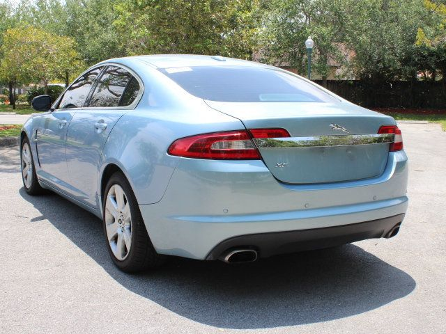 2011 Jaguar XF 4dr Sedan   Click To See Full Size Photo Viewer