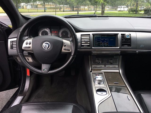 2011 Jaguar XF 4dr Sedan XFR - Click to see full-size photo viewer