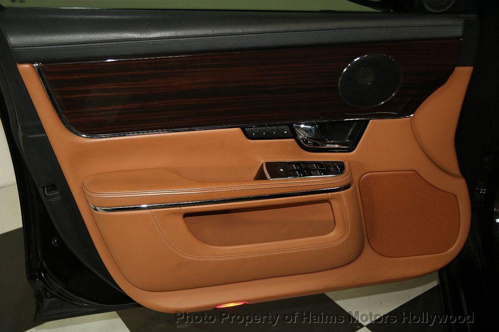 2011 Jaguar XJ 4dr Sedan - 17213006 - 12