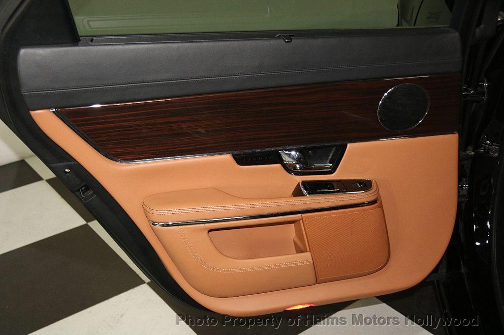 2011 Jaguar XJ 4dr Sedan - 17213006 - 13