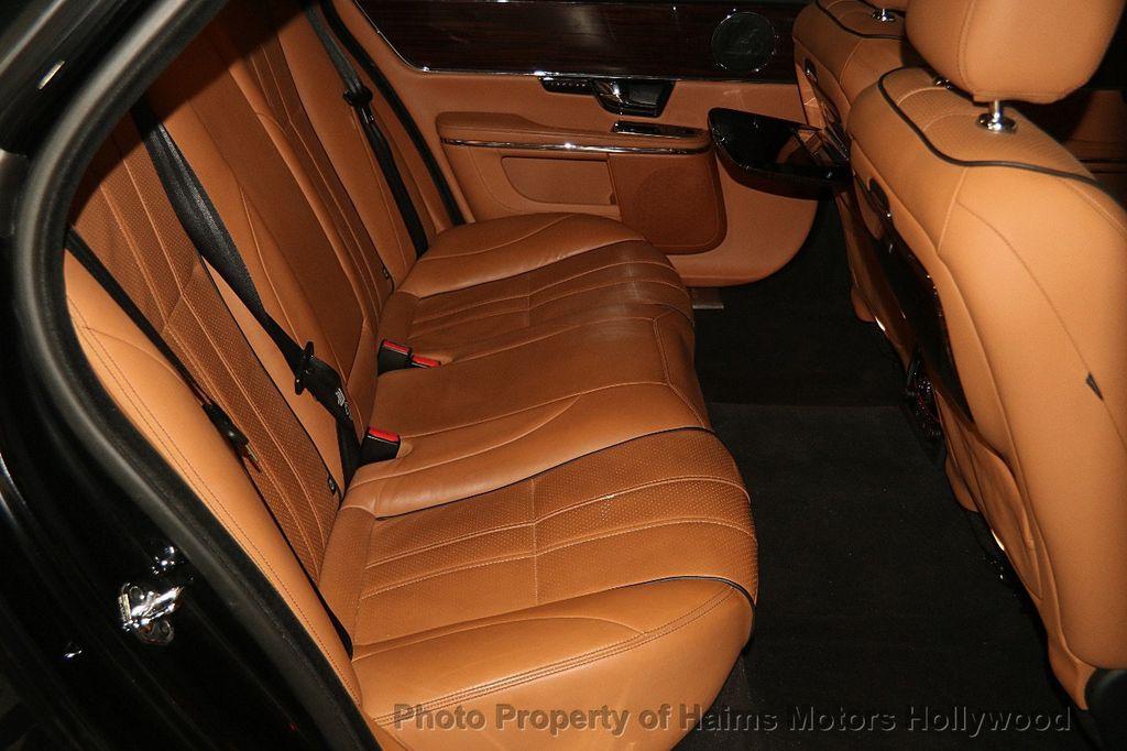 2011 Jaguar XJ 4dr Sedan - 17213006 - 17