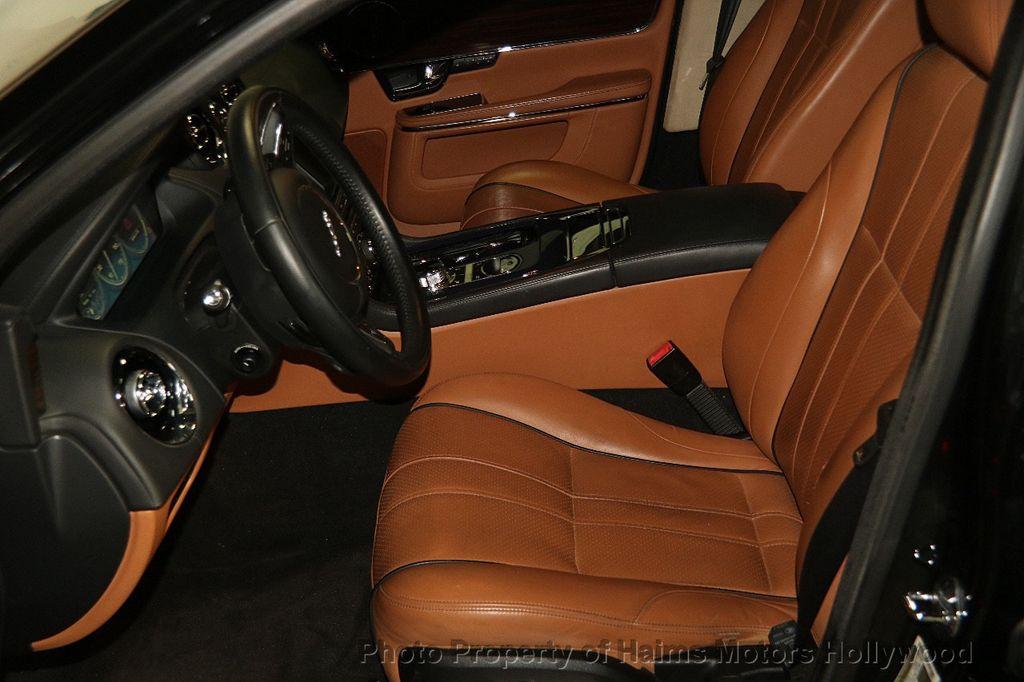2011 Jaguar XJ 4dr Sedan - 17213006 - 20