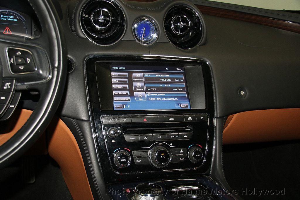 2011 Jaguar XJ 4dr Sedan - 17213006 - 23
