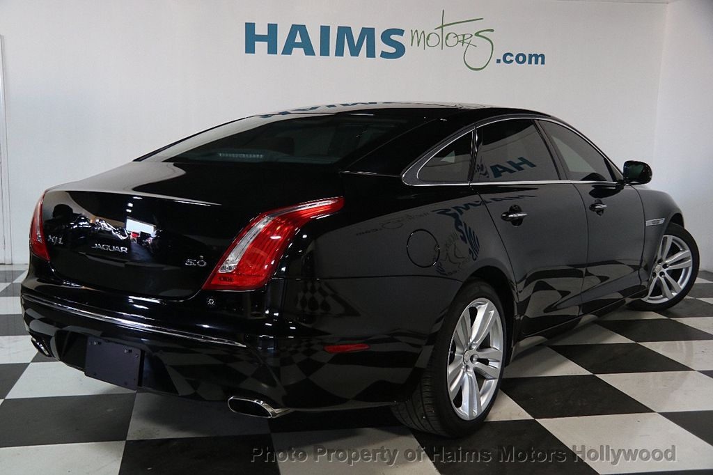 2011 Jaguar XJ 4dr Sedan   17213006   6