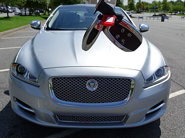 2011 used jaguar xj 4dr sedan xjl at one and only motors serving