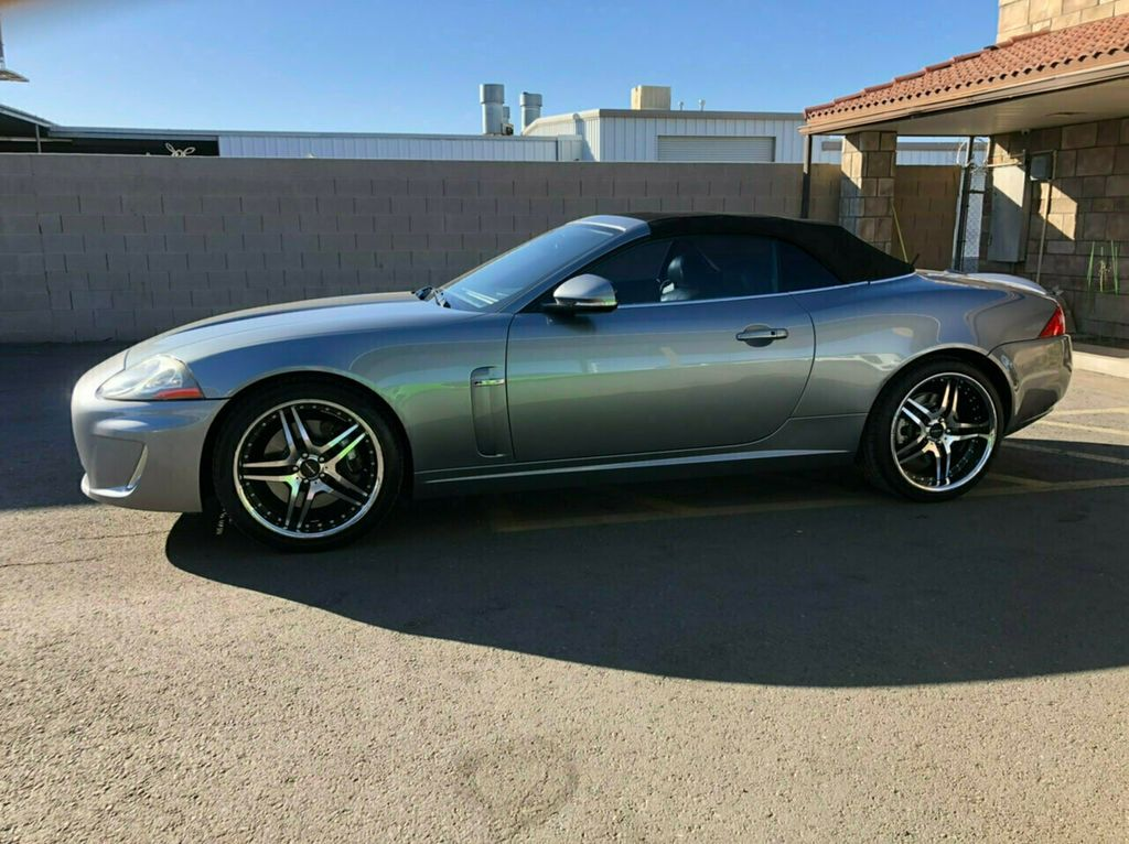 2011 Jaguar XK 2011 Jaguar XK Convertible  - 18634125 - 3
