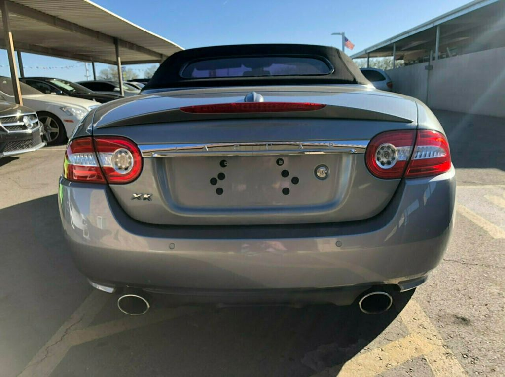 2011 Jaguar XK 2011 Jaguar XK Convertible  - 18634125 - 5