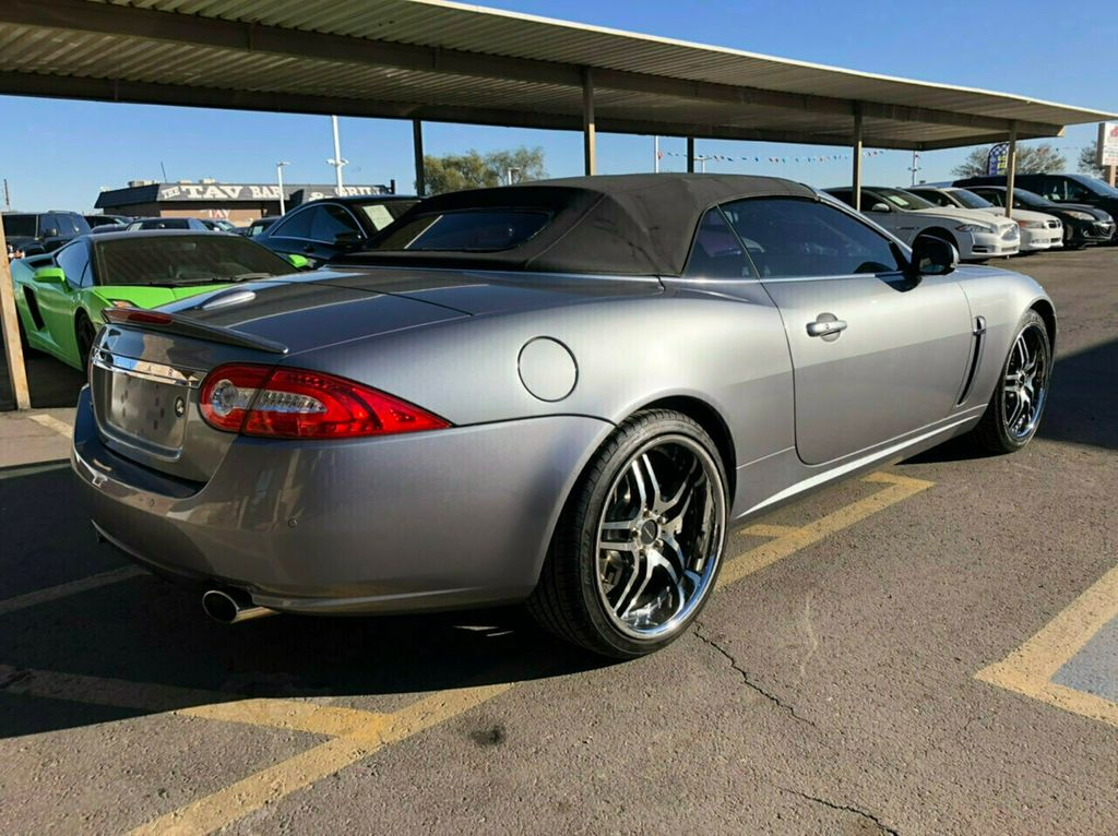 2011 Jaguar XK 2011 Jaguar XK Convertible  - 18634125 - 6