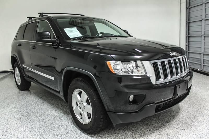 2011 Used Jeep Grand Cherokee 4wd 4dr Laredo At Auto Outlet Serving