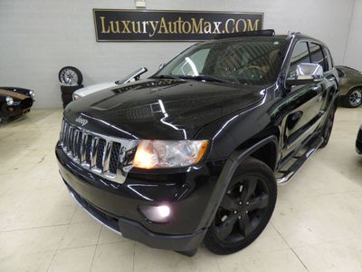 2011 Jeep Grand Cherokee 4WD 4dr Overland Summit SUV