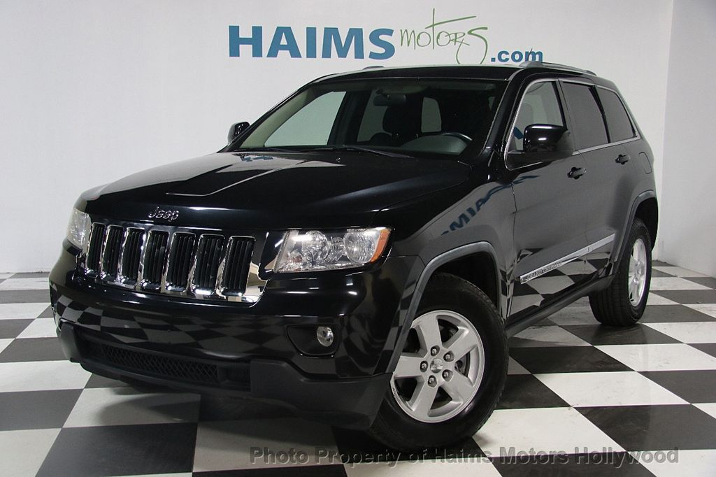 2011 used jeep grand cherokee laredo at haims motors hollywood serving fort lauderdale. Black Bedroom Furniture Sets. Home Design Ideas