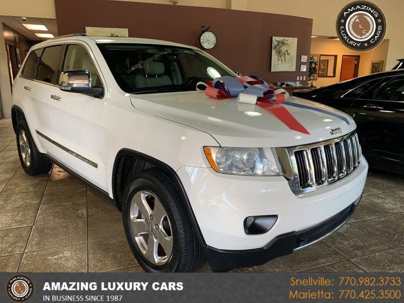 2011 Jeep Grand Cherokee RWD 4dr Limited - 19329624 - 0
