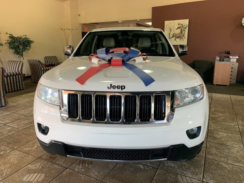 2011 Jeep Grand Cherokee RWD 4dr Limited - 19329624 - 2