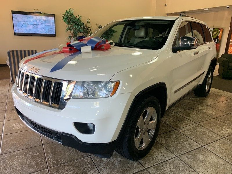 2011 Jeep Grand Cherokee RWD 4dr Limited - 19329624 - 4