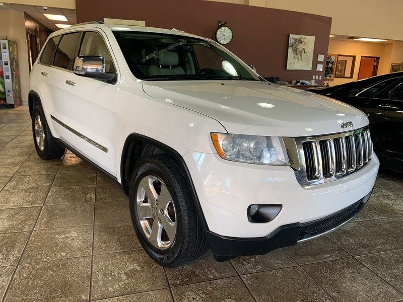 2011 Jeep Grand Cherokee RWD 4dr Limited - 19329624 - 50