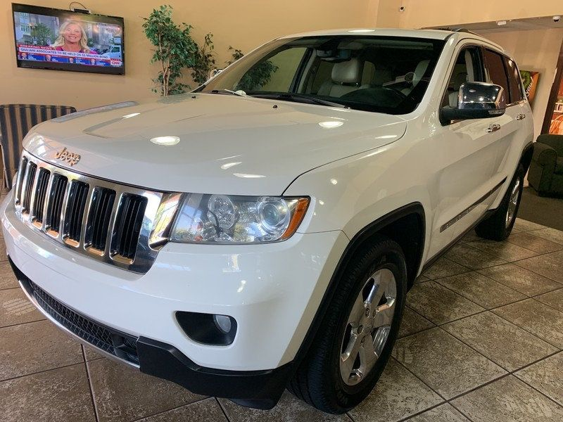 2011 Jeep Grand Cherokee RWD 4dr Limited - 19329624 - 52