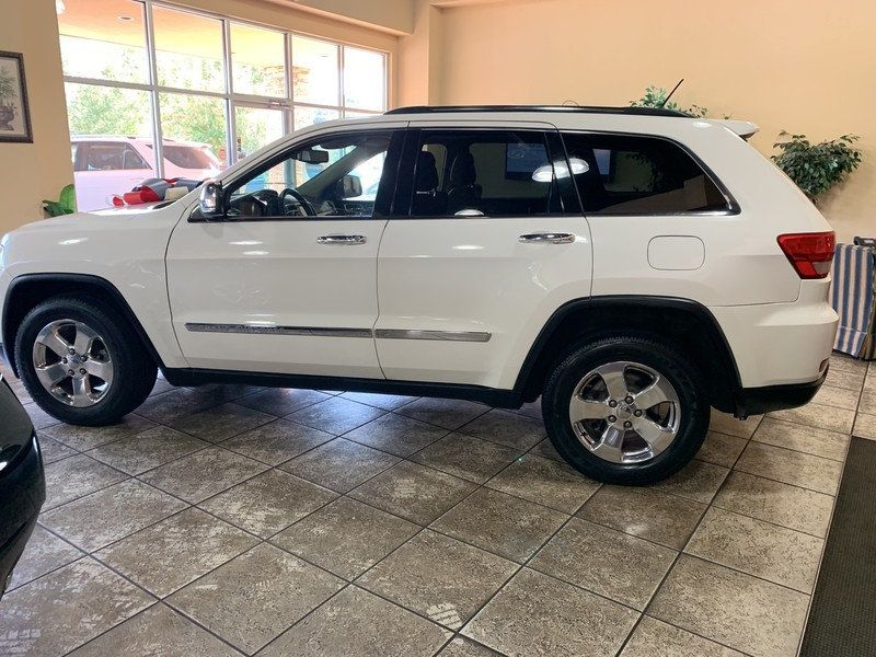 2011 Jeep Grand Cherokee RWD 4dr Limited - 19329624 - 5