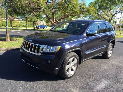 2011 Jeep Grand Cherokee RWD 4dr Limited SUV
