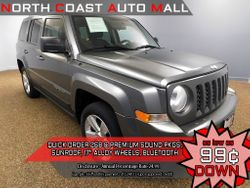 2011 Jeep Patriot - 1J4NF1GB4BD282148