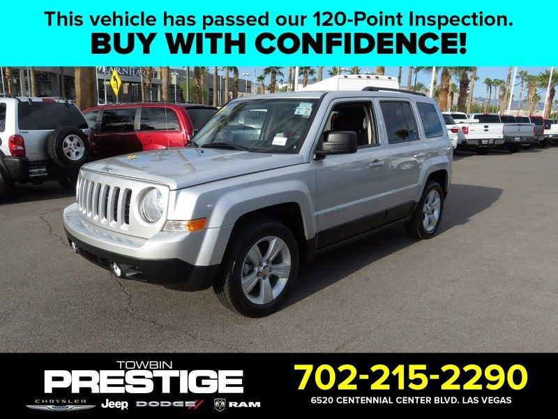 2011 Jeep Patriot FWD 4dr Sport - 17002657 - 0