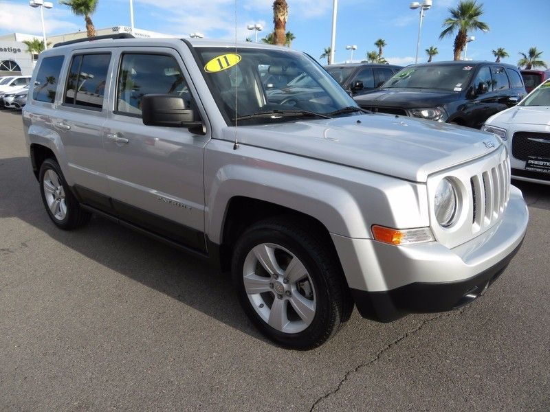 2011 Jeep Patriot FWD 4dr Sport - 17002657 - 2