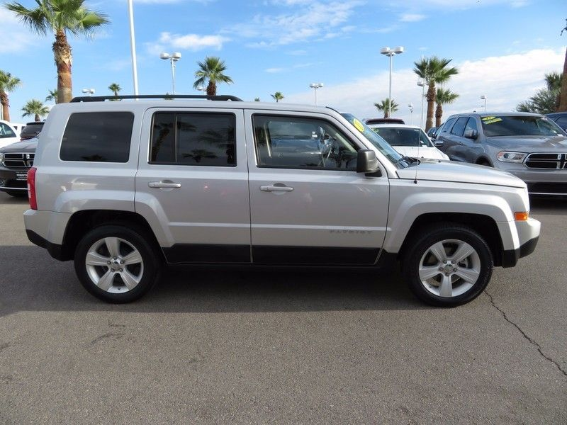 2011 Jeep Patriot FWD 4dr Sport - 17002657 - 3