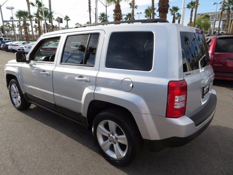 2011 Jeep Patriot FWD 4dr Sport - 17002657 - 6