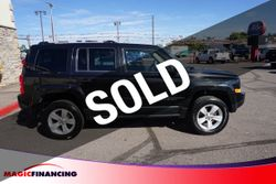 2011 Jeep Patriot - 1J4NF4GB0BD112614