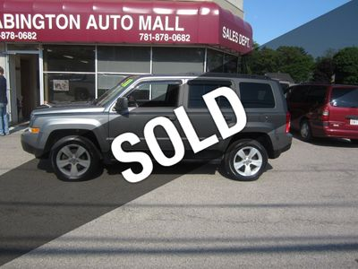 2011 Jeep Patriot  SPORT 4X4 SUV