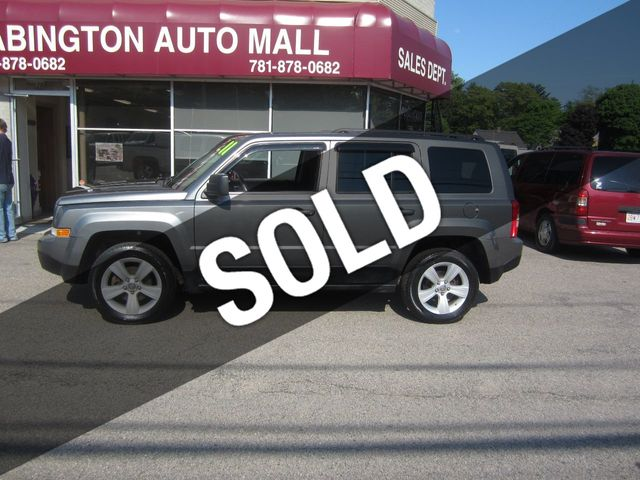 2011 Used Jeep Patriot SPORT 4X4 at Abington Auto Mall, IID 17695784