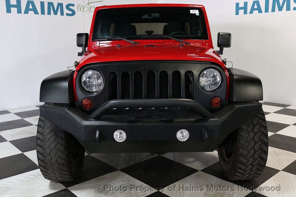 2011 Jeep Wrangler Unlimited 4WD 4dr Mojave - 17740311 - 3