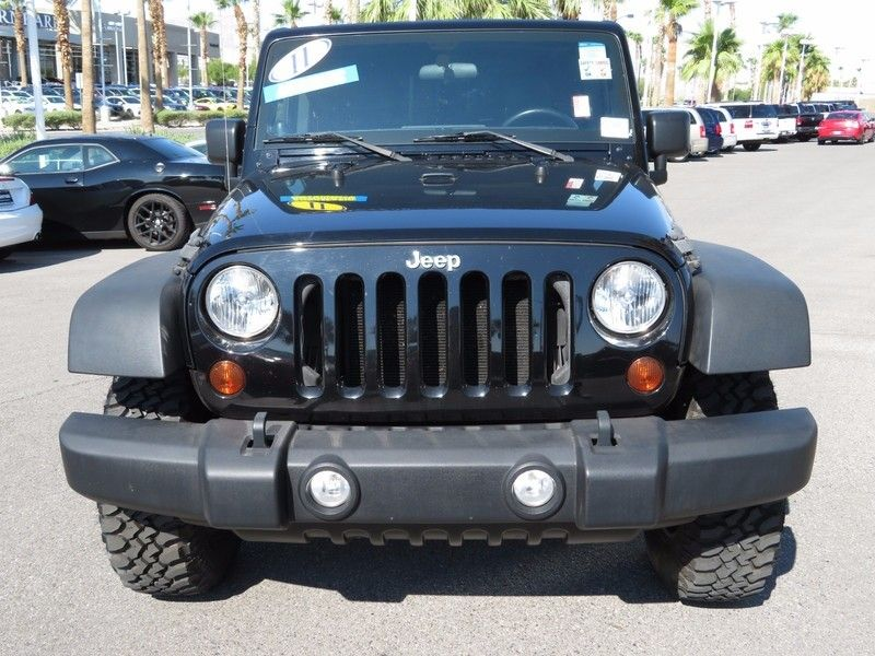 2011 Jeep Wrangler Unlimited 4WD 4dr Rubicon - 16790495 - 1